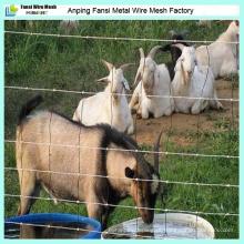 Venda quente galvanizado preço barato cercas agrícolas / cercas agrícolas