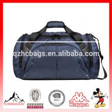 Bolsa de lona plegable para hombres de viaje de bolsa de almacenamiento de transporte superior fácil (ES-Z354)