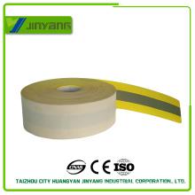 flame resistance R>380cd / 1xm2 antiflaming reflective fabric