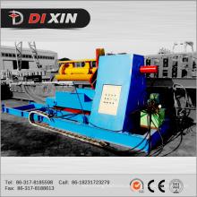 Decoiler hidráulico quente Deavy do dever de Dx com carro movente