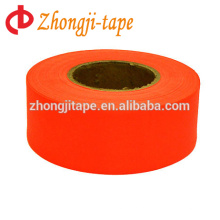 флуоресцентный оранжевый маркировка ленты