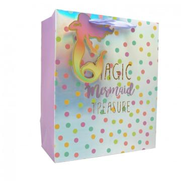 MERMAID PAPER  GIFTBAG 4-0