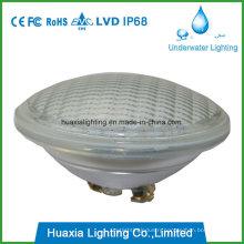 AC12V White 6000-6500k 18W IP68 PAR56 LED Underwater Pool Light
