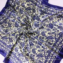 2014 Bufanda de seda de la gasa del verano al por mayor barato de la gasa