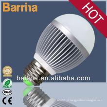 venda quente 2013 dourado 5W levado lâmpada