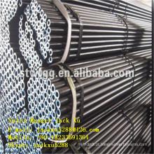 Tubulação sem emenda galvanizada ASTM A106