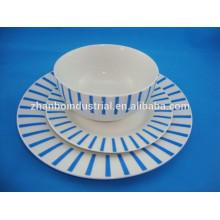 Colourful ceramic tableware , ceramic dishware