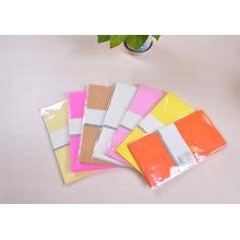 Envelope de papel colorido (Dl-5 #)