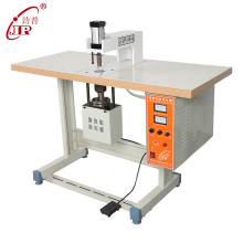 Semi Automatic Face Mas Machine Ultrasonic Mask Earloop Spot Welding Machine With Table Available JP-50-Q