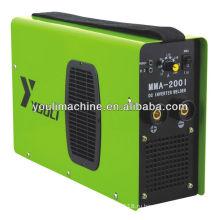 Инвертор Сварочное оборудование IGBT 200 MMA Рабочий цикл 80%