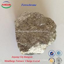 productor de aleación de ferro cromo 60%