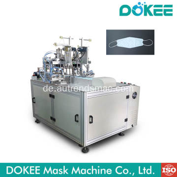 Fischtyp Maske Earloop Welding Making Machine