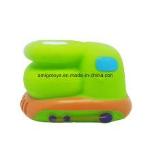Brinquedo feito sob encomenda do carro plástico