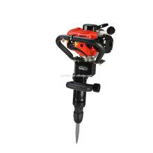 900w 32.7cc Handheld Gasoline Jack Hammer Portable Petrol Concrete Breaker Machine