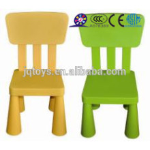 2016 cheap kids plastic chairs without arm