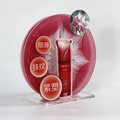 APEX Round Beauty Product Display Stand For Shop