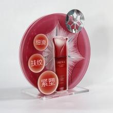 Soporte de exhibición de productos de belleza redondo APEX para tienda