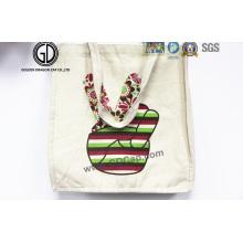 Сумка из хлопка, качественная сумка из холста, красочная сумка для покупок ...