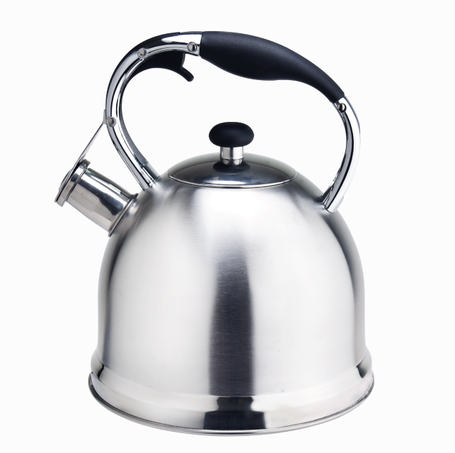 Whistling Induction Cooktop Tea Pot 404