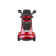 Luxury Elderly Front and rear seat scooter