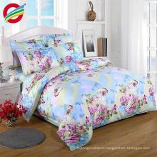 luxury comforter duvet cotton cover bedding set for home textile