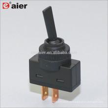 ASW-26-101 20A único pólo 2 pinos ON OFF 12V interruptor de alavanca automotivo