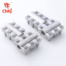 TL-T-Verbinder verschraubter Typ für Einzelleiter Typ C