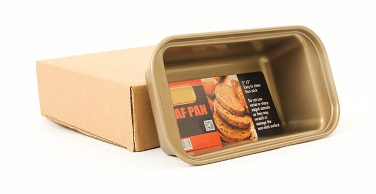 7' Non-Stick Mini Loaf Pan (8)