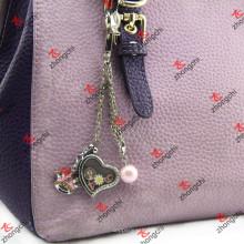 Мода сумка Клип Locket брелок для кожаных сумок аксессуары (LBK108)