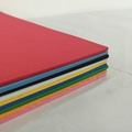 EVA Soft Foam Plain Sheet para niños Handcraft