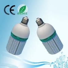 La vente en gros d'économies d'énergie a conduit les pièces légères solaires de maïs 20w AC100-240V DC12V-24V E27 E26 B22 a conduit la lumière de bulbe de maïs avec CE et RoHS