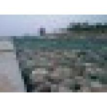 Gabion Caja / jaulas de piedra / Gabion malla de alambre para la venta Yaqi