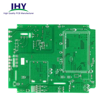 Professionele Custom 10 Layer FR4 PCB Board Blind Begraven Hole HDI PCB Factory
