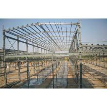 Стальная структура / Стальная рама / Структура крыши