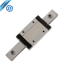 Low price HSR 15mm-55mm linear guide CNC linear bearing