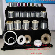 Electro/Hot Dipped Galvanized Iron Wire Flat Wire Stapling Wire