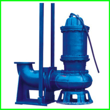 Sewage Grinder Pump with Non-Jamming Pollution Discharge