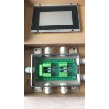 Boîte de jonction électrique étanche IP68 en acier inoxydable JBX-6