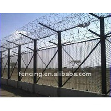 galvanized 358 Security Fencing