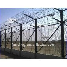 galvanizado 358 cercas de segurança