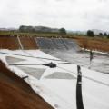 30mils HDPE liner/pond liner for prawn farm