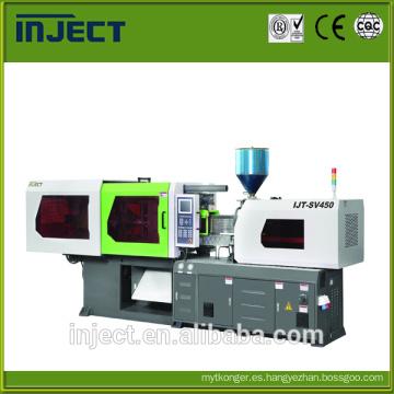 Máquina de moldeo por inyección de plástico en la inyección de nitbo peso 1567g