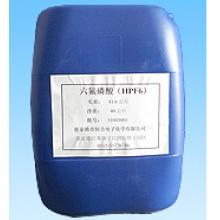 Гексафторфосфорная кислота № КАС 16940-81-1