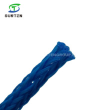 EU Standard Factory Price PP/PE/Polypropylene/Polyester/Polyamide/Nylon/Plastic/Climbing/UHMWPE/Fishing/Static/Twisted Safety Braid/Braided Rope