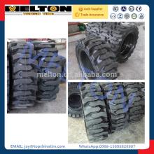 llantas sólidas del neumático del buey del patín del precio barato de alta calidad 33x12-20