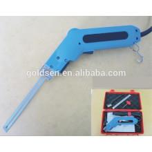 150 milímetros 150W portátil elétrica quente faca espuma ferramenta de corte Handheld elétrica quente fio EPS espuma cortador GW8120