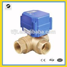 CWX-60 3 way Automatic drain valve 1 inch motor valve