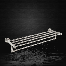 304 Stainless Steel Single Layer Bathroom Towel Rack