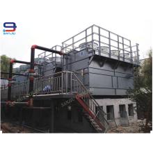 Geschlossener Wasserkühlungsturm / Industriekühlturm
