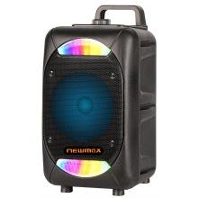 Altavoz portátil económico con iluminación RGB